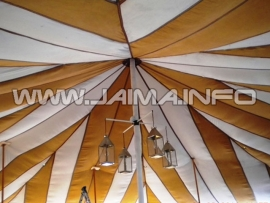 Interior-jaima-carpa-Chinchon